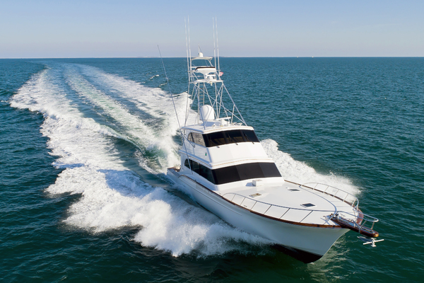 Picture Of: 78' Buddy Davis 78 EB Convertible 2000 Yacht For Sale | 3 of 79