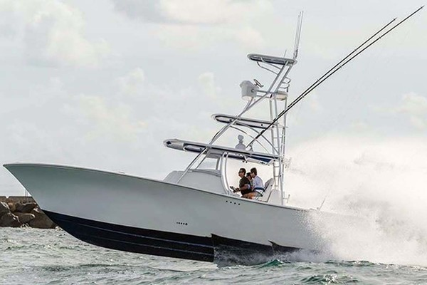 39' Front Runner 39 Center Console 2021 |