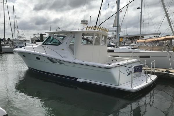 2004Tiara 38 ft    Sea Dawg