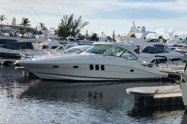 48' Sea Ray 48 Sundancer 2007 |
