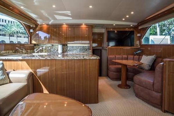 Picture Of: 52' Viking 52 Convertible 2005 Yacht For Sale | 4 of 46