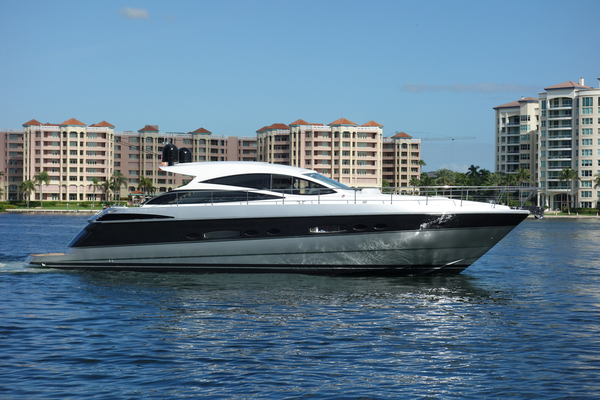 56' Pershing Performance Cruiser 2009 | Finta