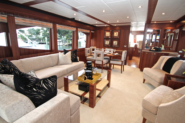 Picture Of: 76' Hargrave Open Bridge 2013 Yacht For Sale | 3 of 53