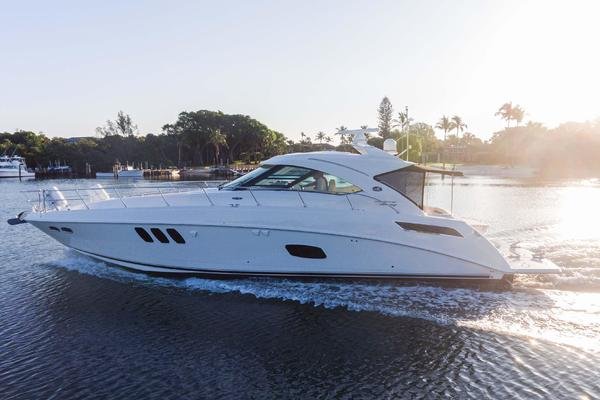 54' Sea Ray 540 Sundancer 2012 | Ambiance