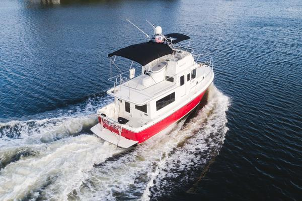 Picture Of: 36' American Tug 365 Flybridge 2012 Yacht For Sale | 4 of 56