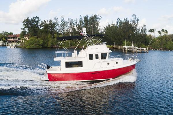 Picture Of: 36' American Tug 365 Flybridge 2012 Yacht For Sale | 2 of 56