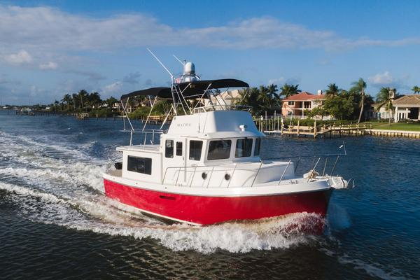 Picture Of: 36' American Tug 365 Flybridge 2012 Yacht For Sale | 3 of 56