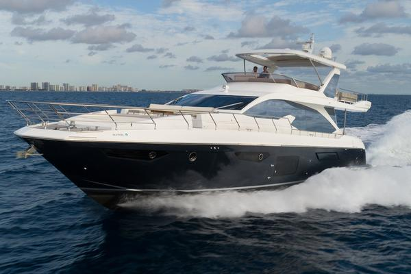 Picture Of: 72' Azimut 72 Flybridge - Factory Owned 2016 Yacht For Sale | 3 of 43