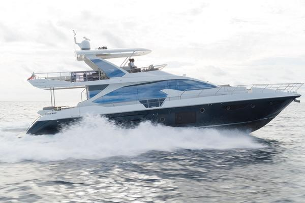 Picture Of: 72' Azimut 72 Flybridge - Factory Owned 2016 Yacht For Sale | 2 of 43