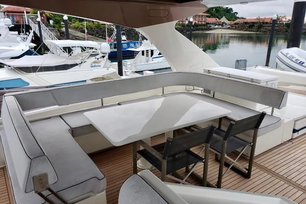 2015 Ferretti Yachts 84' 84 Altura All Rumors | Picture 7 of 43