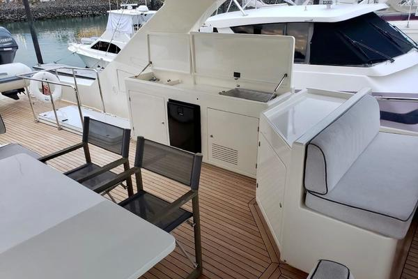 2015 Ferretti Yachts 84' 84 Altura All Rumors | Picture 6 of 43