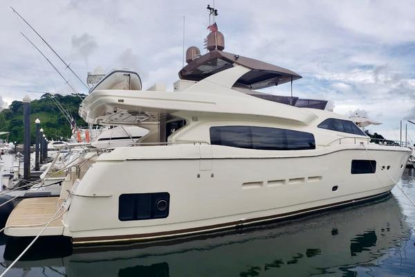 Picture Of: 84' Ferretti Yachts 84 Altura 2015 Yacht For Sale | 1 of 43