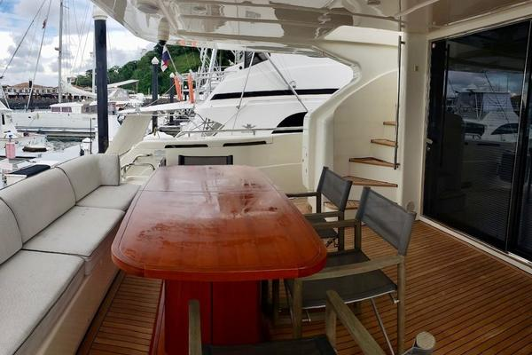 Picture Of: 84' Ferretti Yachts 84 Altura 2015 Yacht For Sale | 4 of 43