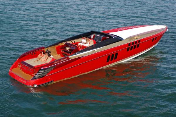 Picture Of: 80' Nor-Tech 80 Roadster 2011 Yacht For Sale | 3 of 22