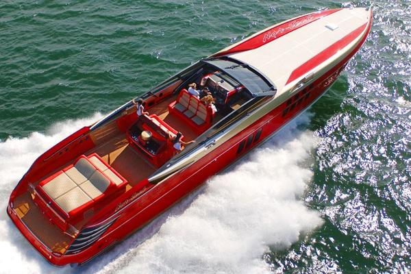 Picture Of: 80' Nor-Tech 80 Roadster 2011 Yacht For Sale | 4 of 22