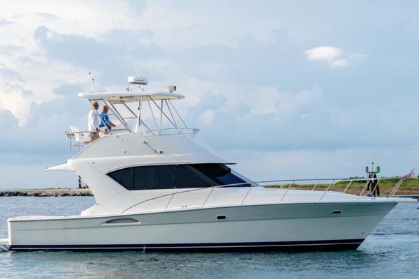 40' Wellcraft 40 By Riviera Marine 2002 | Sea's The Day