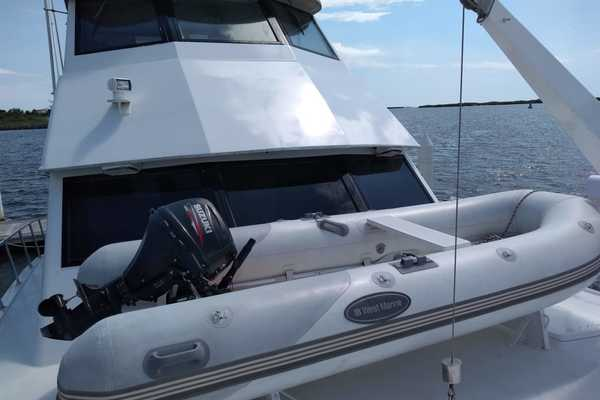 2019Hatteras 60 ft Sport Fishman   Joker