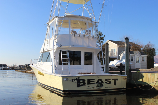 Picture Of: 43' Viking 43 Convertible 2001 Yacht For Sale | 2 of 19