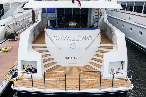 2010Westport 112 ft Motoryacht   Cavallino