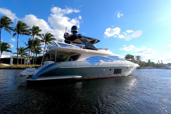 70' Azimut 70 Flybridge 2012 | Bt 2
