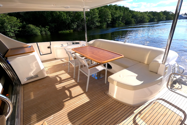 Picture Of: 70' Azimut 70 Flybridge 2012 Yacht For Sale   2 of 24