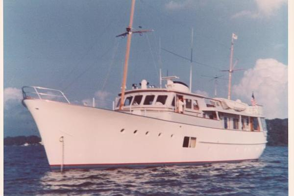 86' Feadship  1964 | City