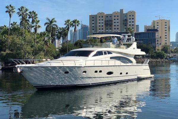 68' Ferretti Yachts 680 2005 | Lumar