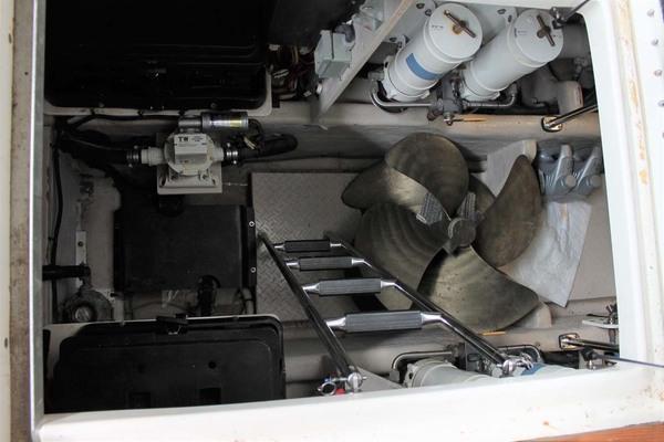2008 Sea Ray 58' 58 Sedan Bridge ANANDI   Picture 7 of 92