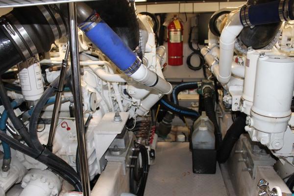 2008 Sea Ray 58' 58 Sedan Bridge ANANDI   Picture 8 of 92