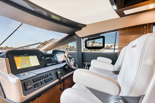 2016 Sea Ray 58' L-590 SOUTHERN OFFICE | Picture 1 of 35