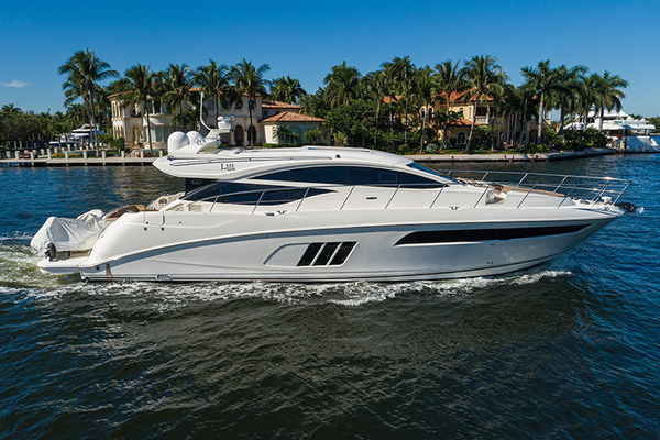 58' Sea Ray L-590 2016 | Southern Office
