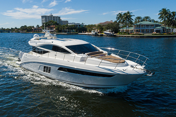 2016 Sea Ray 58' L-590 SOUTHERN OFFICE | Picture 6 of 35