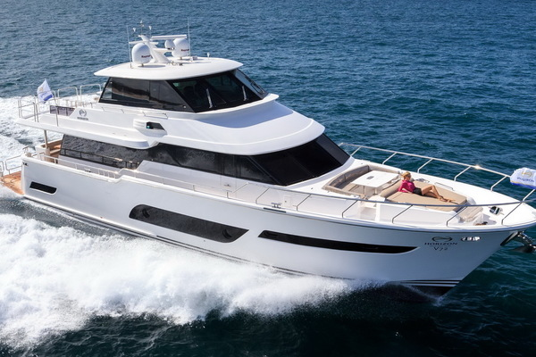 Picture Of: 75' Horizon V72 2014 Yacht For Sale | 1 of 41