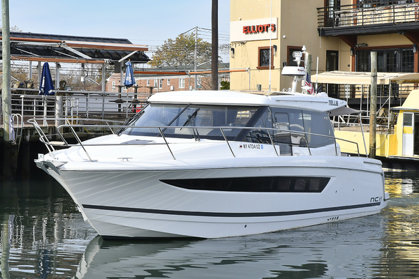 Picture Of: 36' Jeanneau NC11 2018 Yacht For Sale | 2 of 30