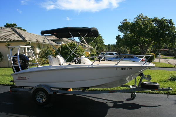 15' Boston Whaler 15 Ss 2015 |