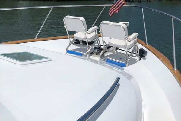 Picture Of: 72' Custom Rayburn Cockpit 2005 Yacht For Sale | 3 of 28