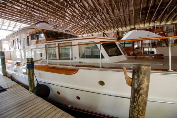 Picture Of: 68' Trumpy Cruiser 1954 Yacht For Sale | 3 of 43