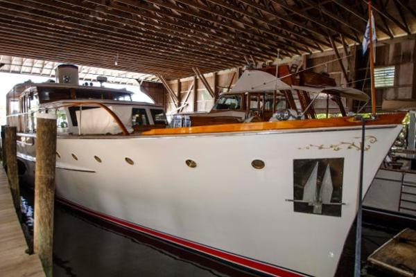 Picture Of: 68' Trumpy Cruiser 1954 Yacht For Sale | 4 of 43