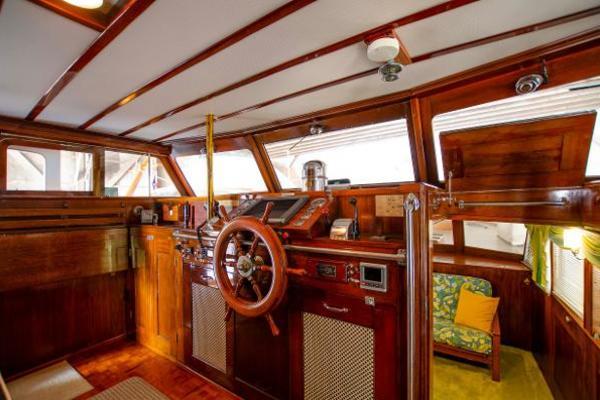 1954 Trumpy 68' Cruiser Liberty | Picture 1 of 43
