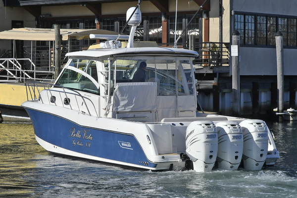 Picture Of: 35' Boston Whaler 345 Conquest 2016 Yacht For Sale | 2 of 36