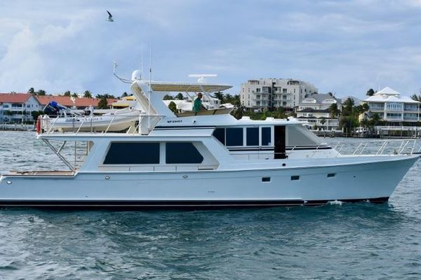 62' Offshore Yachts Pilot House 2000 | Six C One Ii