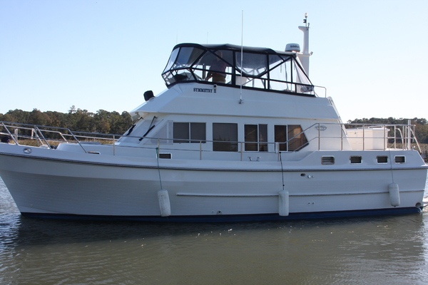 Picture Of: 41' Symbol 42 Sundeck Trawler 2002 Yacht For Sale | 2 of 97