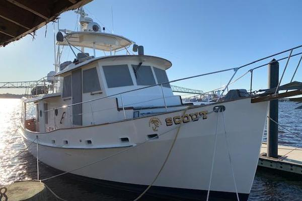 47' Kadey-krogen 42 Trawler 1982 | Scout