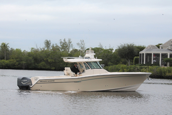 Picture Of: 37' Grady-White 376 Canyon 2017 Yacht For Sale   1 of 36