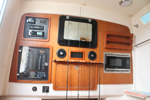 Picture Of: 37' Grady-White 376 Canyon 2017 Yacht For Sale   2 of 36