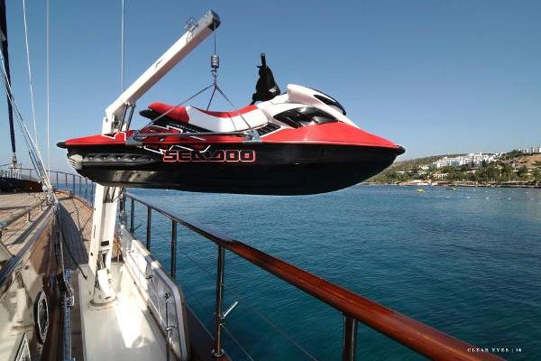 2010 Ketch 144' Pax Navi Yachts CLEAR EYES   Picture 3 of 22