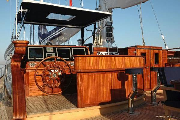 2010 Ketch 144' Pax Navi Yachts CLEAR EYES   Picture 5 of 22