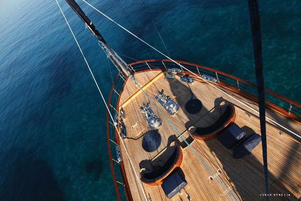 2010 Ketch 144' Pax Navi Yachts CLEAR EYES   Picture 7 of 22