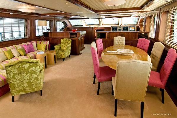 2010 Ketch 144' Pax Navi Yachts CLEAR EYES   Picture 1 of 22