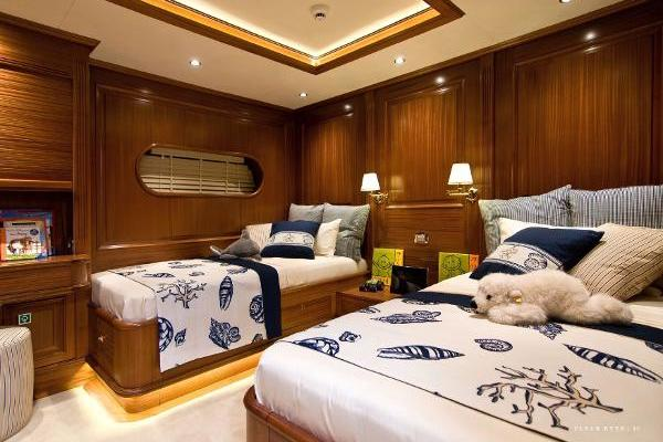 2010 Ketch 144' Pax Navi Yachts CLEAR EYES   Picture 8 of 22